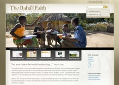 website Bahai.org